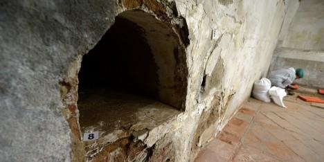 Krypta, v níž se možná nacházejí Cervantesovy kosti byla konečně otevřena.