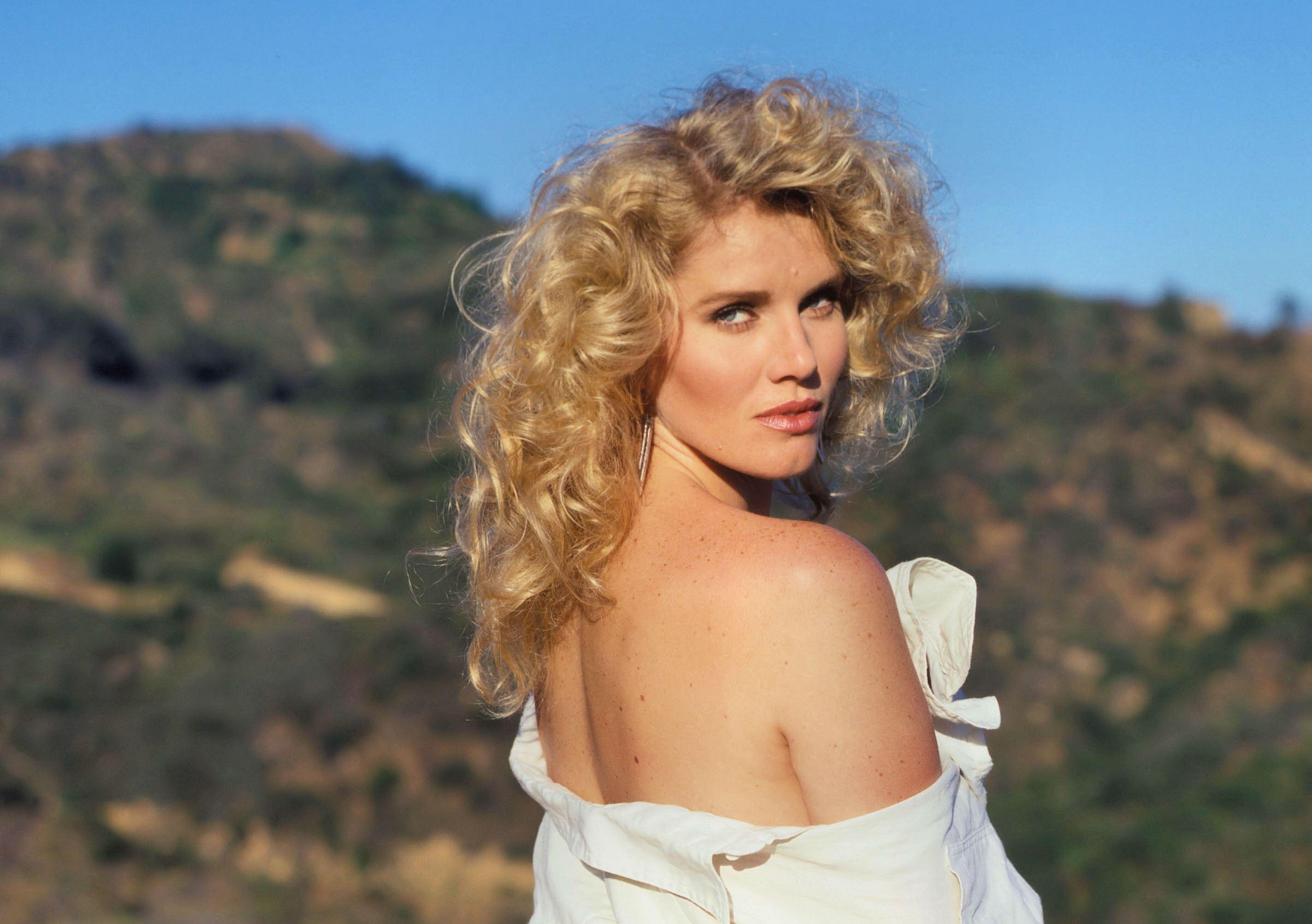 Lana Clarkson (1990)  Photo Credit: Kevin Abosh_Shootign Star