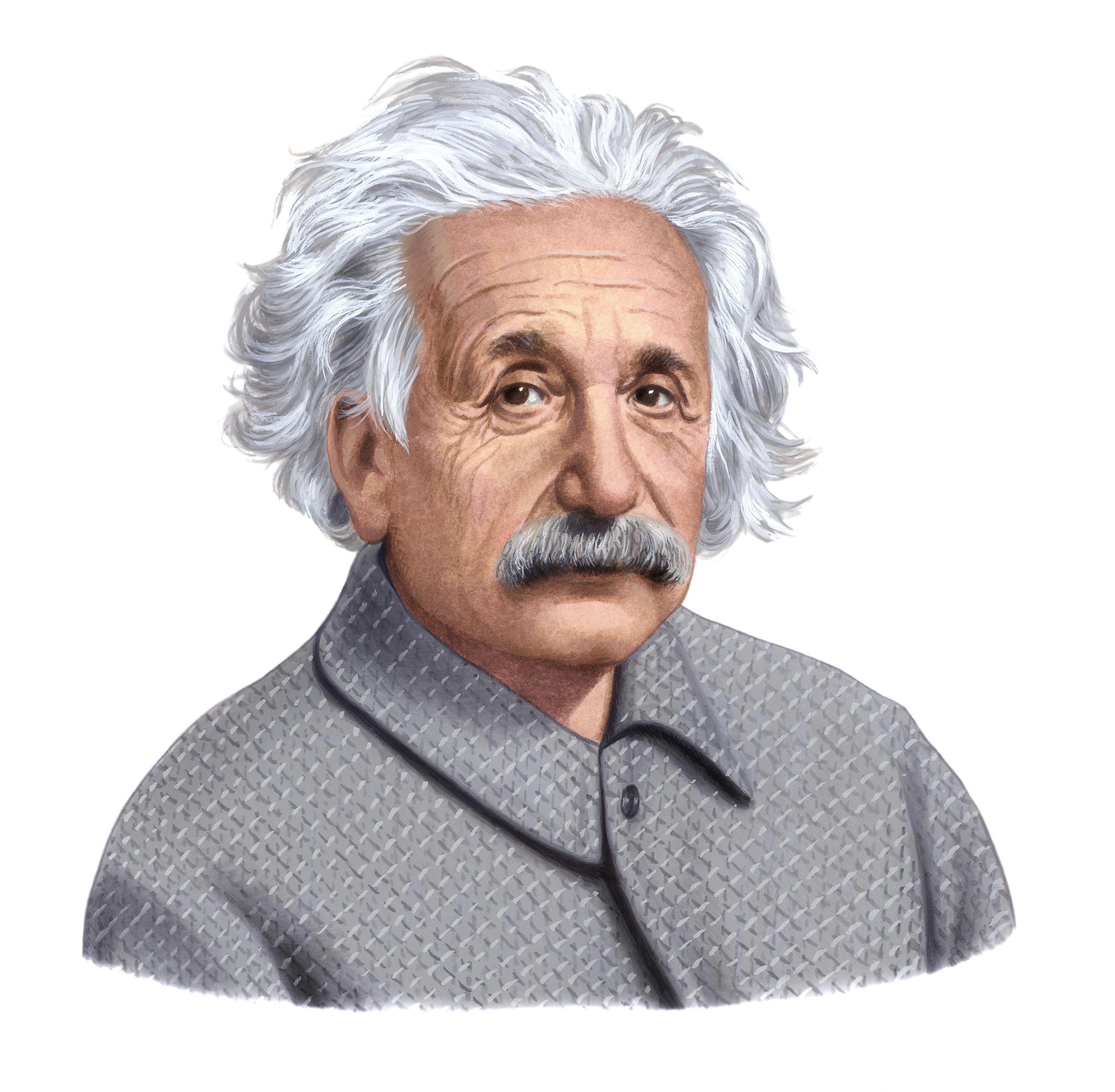 Málokdo ví, že slavný vědec Albert Einstein je také velký milovník žen.