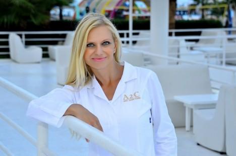 Primářka anti-aging clinic A2C MUDr. Monika Golková se snaží nejen nemoci léčit, ale především jim předcházet.