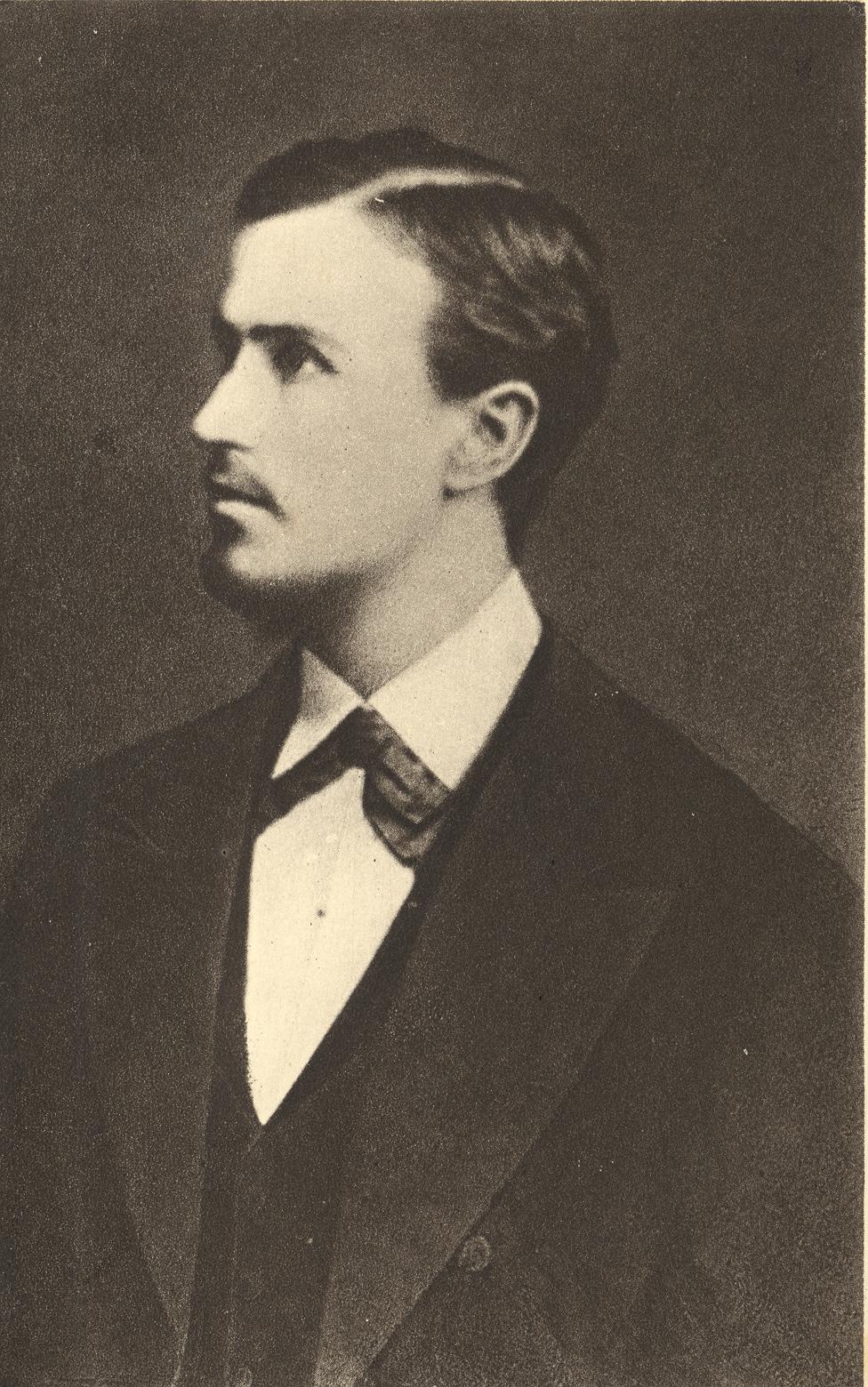 Maturant Tomáš Masaryk skládá zkoušku z dospělosti v roce 1872 ve Vídni.