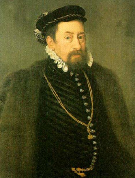 Maxmilián II. Habsburský posílá do boje s Turky spousty mladých mužů. Ti se naučí rabovat a vraždit.