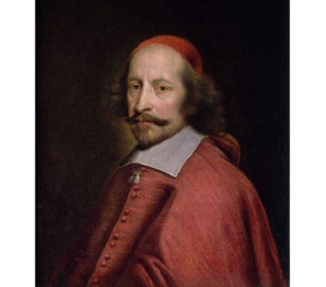 Kardinál Mazarin připravil státní kasu o hodně peněz.