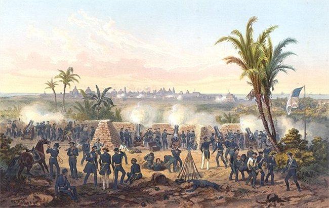 Mexicko-americká válka_2