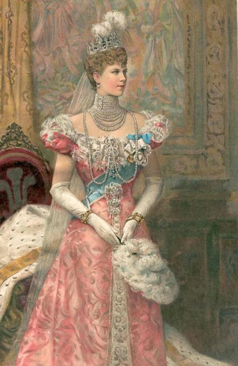 Mladá Marie z Tecku studovala umění a historii.
