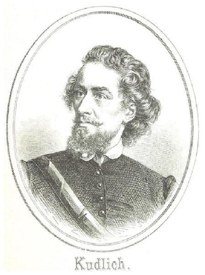 Mladík Hans Kudlich se stává benjamínkem rakouského říšského sněmu.