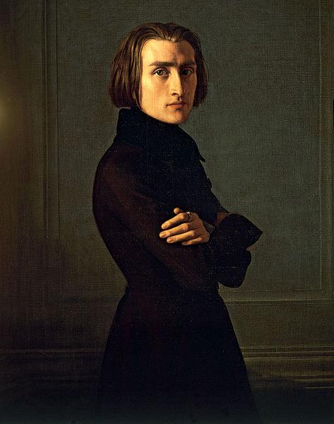 Mladý Ferenc Liszt se do pařížských salonů vrátí až ve 30. letech 20. století. Otec mu veřejné koncerty dost znechutí.