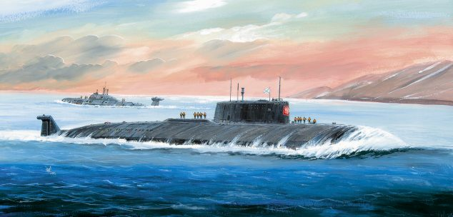 Model-Kit-ponorka-9007-Nuclear-Submarine-APL-Kursk-1-350-_a67699832_10374