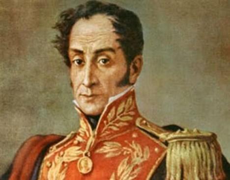 Na Bonapartově císařské korunovaci je přítomen též známý venezuelský revolucionář Simón Bolívar.