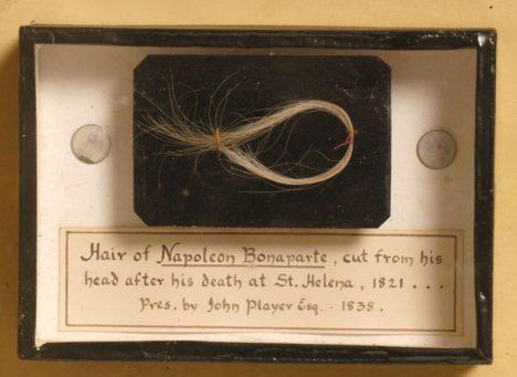 Foto: Záhada Napoleonovy smrti: Zabil ho jed, nebo nemoc?