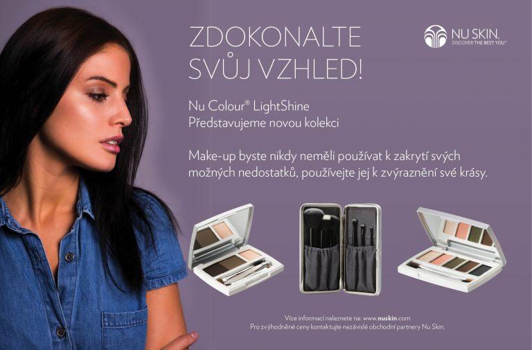 Nuskin Makeup