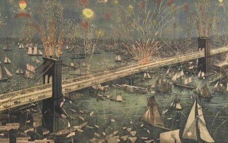 Foto: Brooklynský most: Jeho pevnost testoval i průvod slonů!