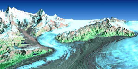 Foto: Může voda téct do kopce? I to se stává!