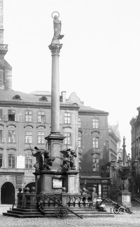 Foto: 5 slavných českých morových sloupů: Víte, kde je hledat?