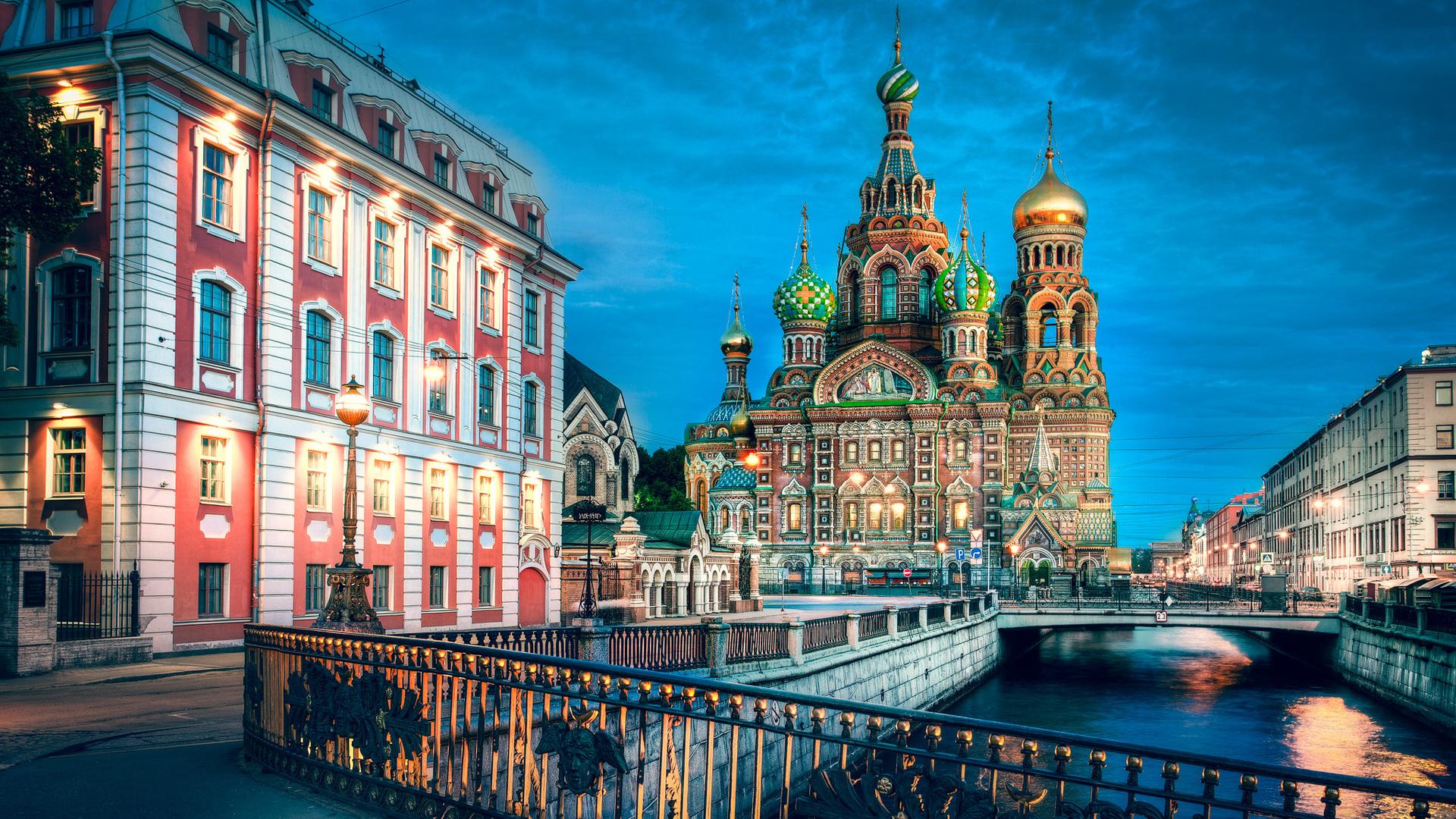Petrohrad-úvodní