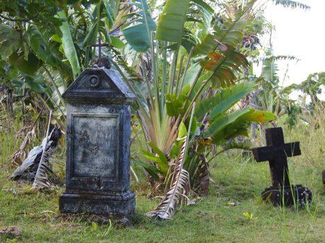 Foto: Ostrov Svaté Marie: Je tu jediný pirátský hřbitov na světě?