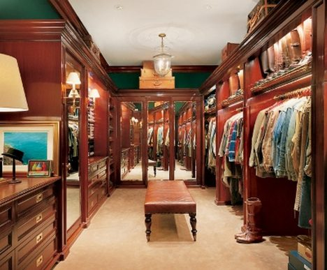 Foto: Čas gentlemanů: Nakoukněte do šatníku Ralpha Laurena!