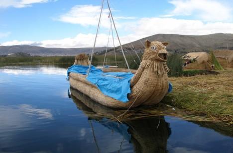 Největší jihoamerické jezero má prý ukrývat i největší jihoamerický poklad.