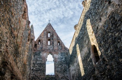 Foto: Tajemný klášter Rosa coeli na Brněnsku: Co ukrývají jeho zdi?