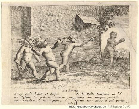S vyplétanými raketami si hrají děti dokonce už v 17. století.