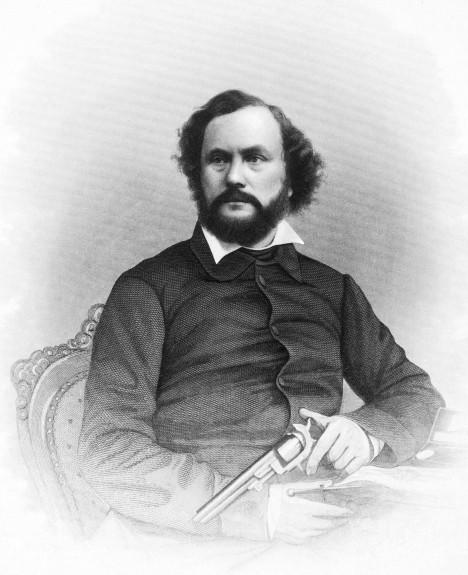 Samuel Colt se dočká zadostiučinění. Nakonec všichni pochopí význam jeho vynálezu.