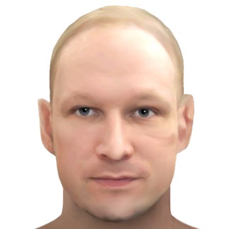 Foto: Anders Breivik: Falešný policista střílel do dětí!