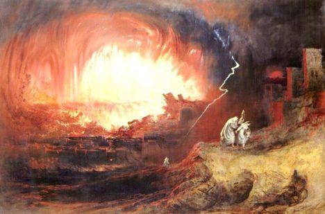 Jak starý je příběh o Sodomě a Gomoře?