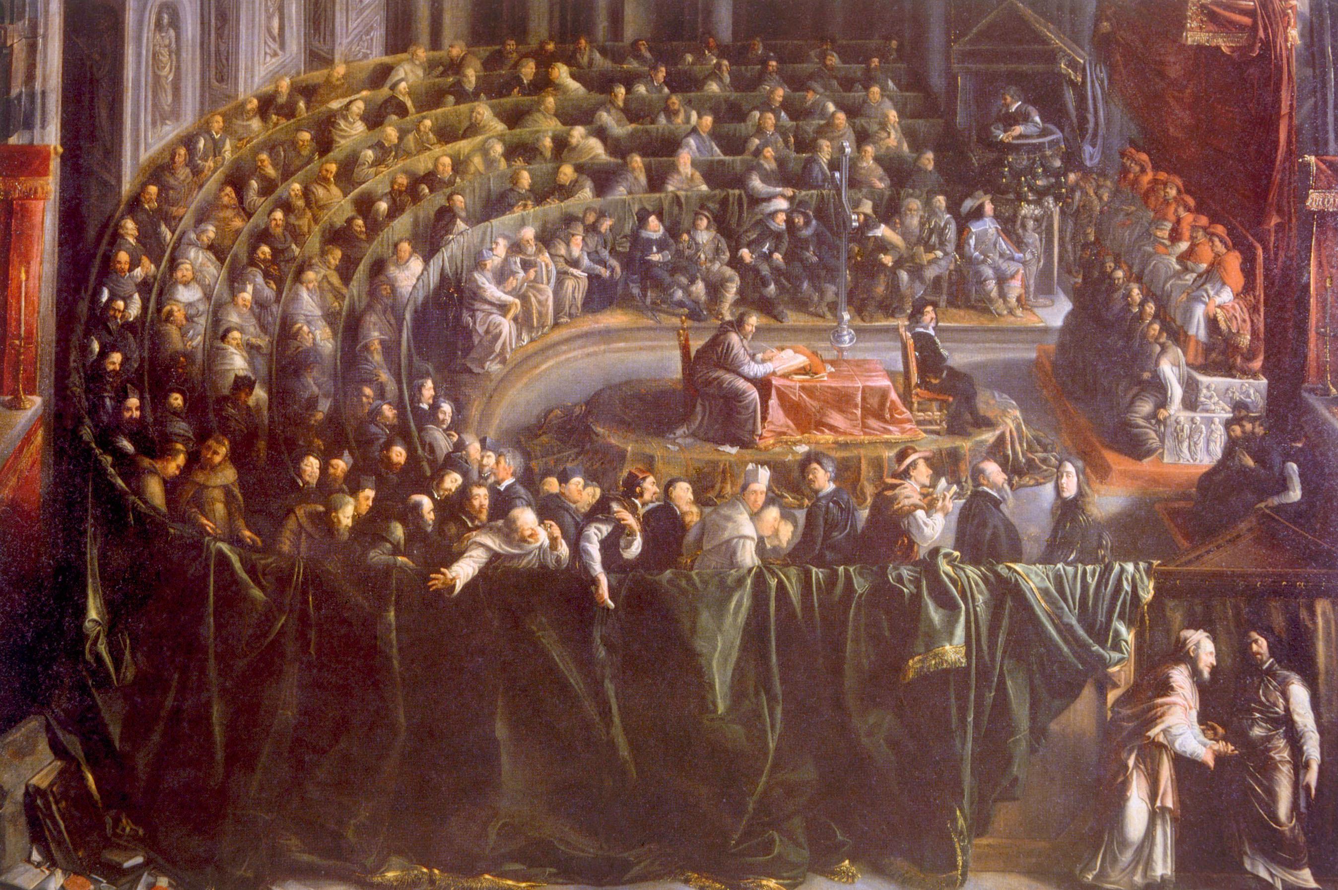Soud s Galileem-úvodní