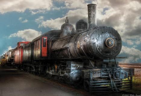 Společnosti provozující železnice magnát donutí, aby mu snížily ceny na polovinu.