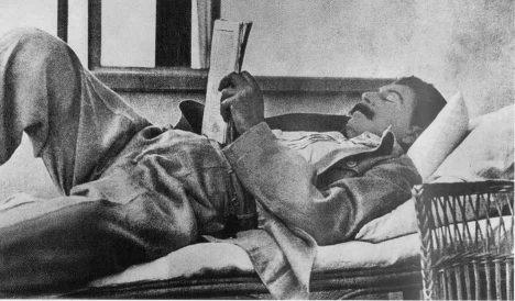 Foto: Stalin má hrůzu ze smrti: Tyran, který se snažil unavit smrt
