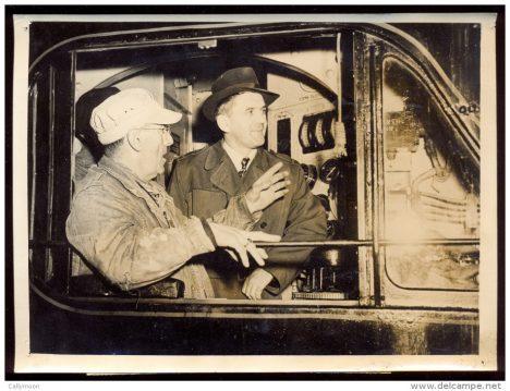 Strojvůdce Jaroslav Konvalinka se už roku 1951 dostane do Philadelphie v USA.