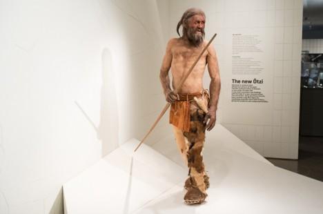 Takto zřejmě vypadal Ötzi za svého života.