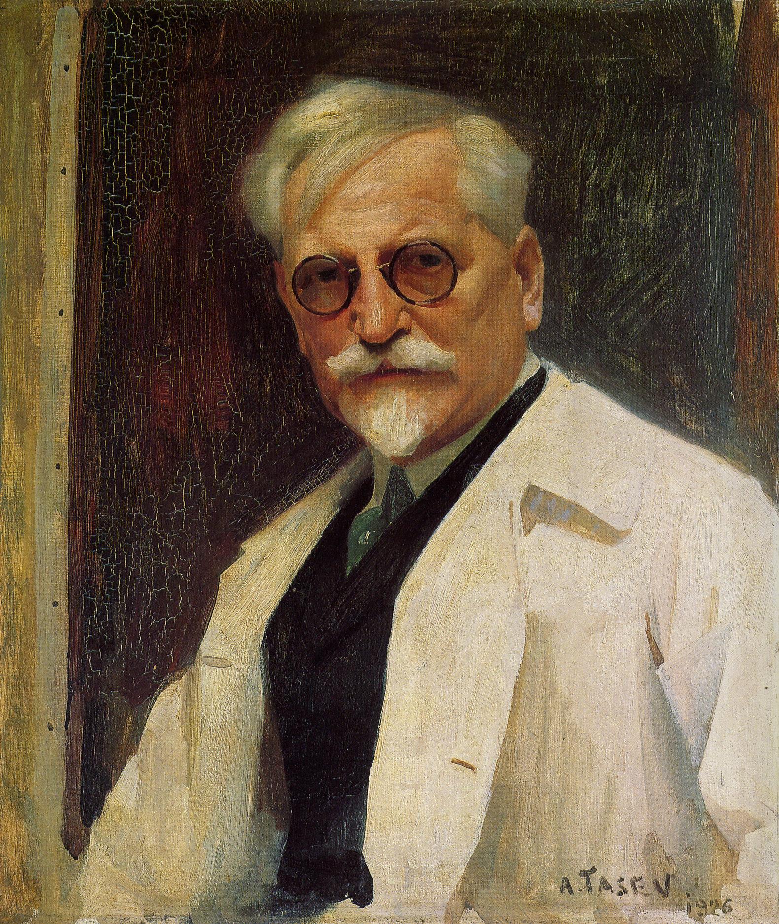 Tasev Portrait of Alphonse Mucha_flickr
