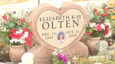 Tento Elizabethin hrob je už druhý v pořadí.