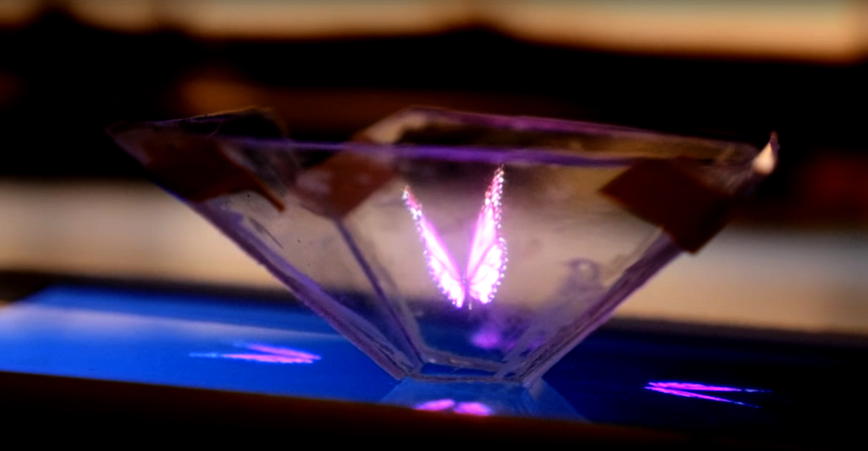Turn-Your-Smartphone-Into-A-3D-hologram-Projector-With-This-Simple-Hack