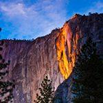 VIDEO: Úchvatný zlatý vodopád v Americe