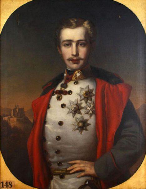 V arcivévodovi Karlu Ludvíkovi má Radecký se svými reformami velkou oporu.
