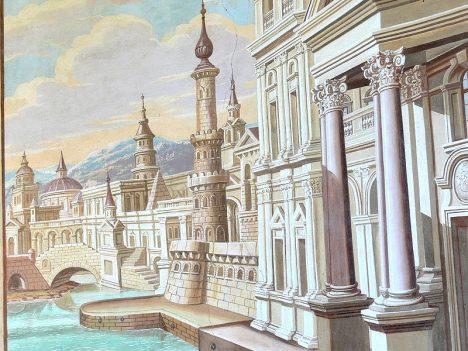 V dávných dobách byla Alexandrie městem plným nádherných paláců.