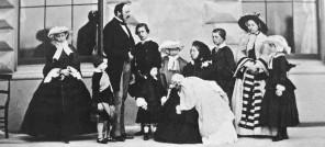 Viktorie zplodí s Albertem celkem 9 dětí