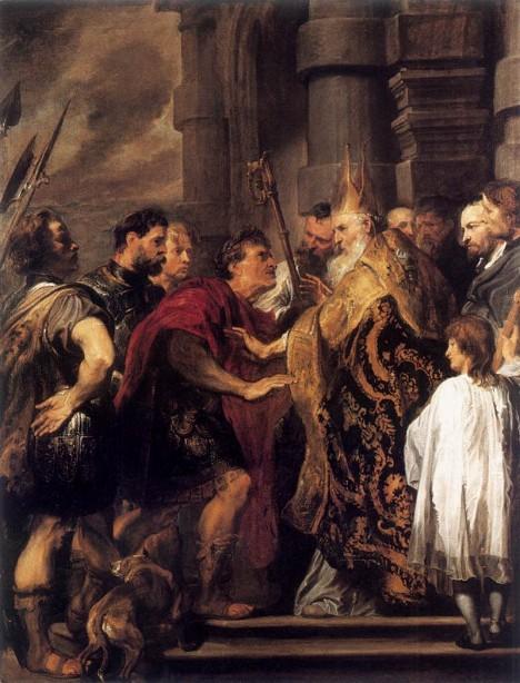 Za vlády Theodosia I. dosahuje daňové zatížení obyvatel říše maxima.
