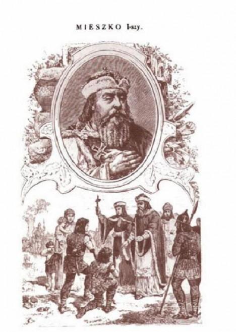 Za vlády polského knížete Měška I. došlo v zemi k výraznému rozšíření křesťanství.