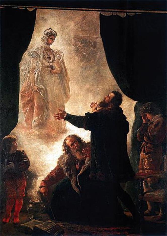 Zjevení Bílé paní