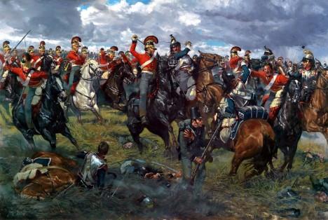 Zpráva o výsledku bitvy u Waterloo přinese šikovným bankéřům velké zisky.