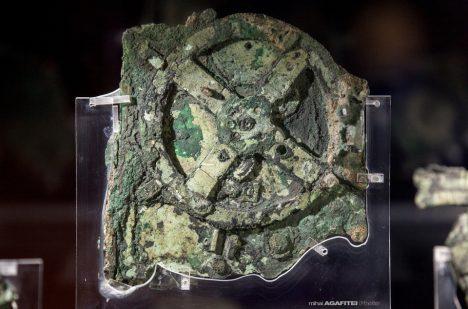 Foto: Další objev u Antikythéry: Potápěči našli tajemnou kostru!
