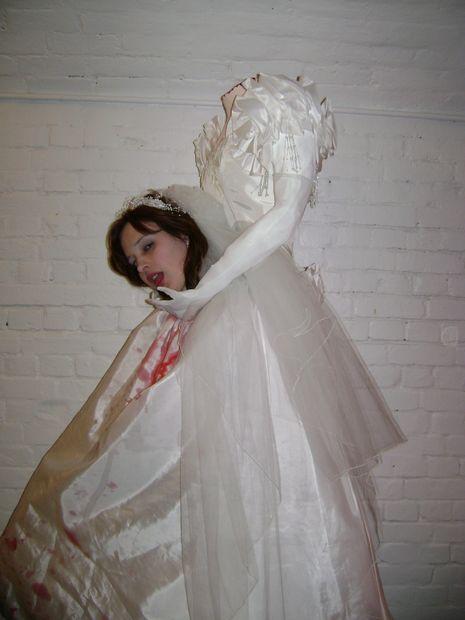 bezhlavá nevěsta