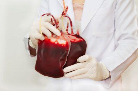 Foto: Vědci hlásí přelomový vynález: Krev v prášku