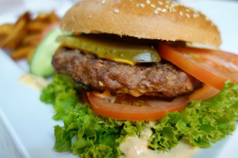 Foto: Hambáč na hanbu? Humburger má dlouhou historii