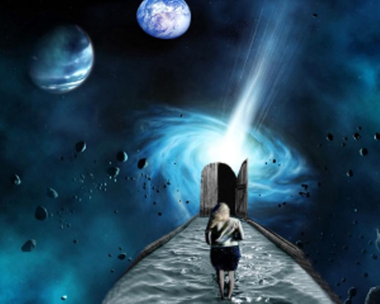 cesta do paralelního vesmíru