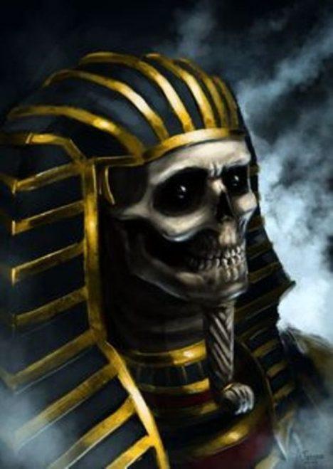Foto: Podezřelá ztroskotání: Má je na svědomí kletba faraonů?