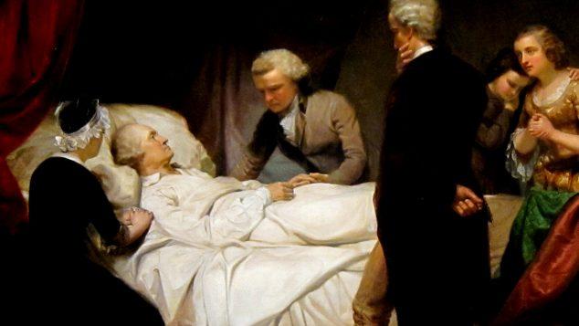 death-of-george-washington